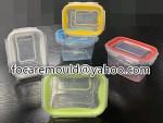 2 component airtight food storage