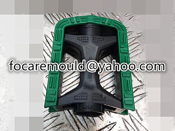 two color bike pedal mold design