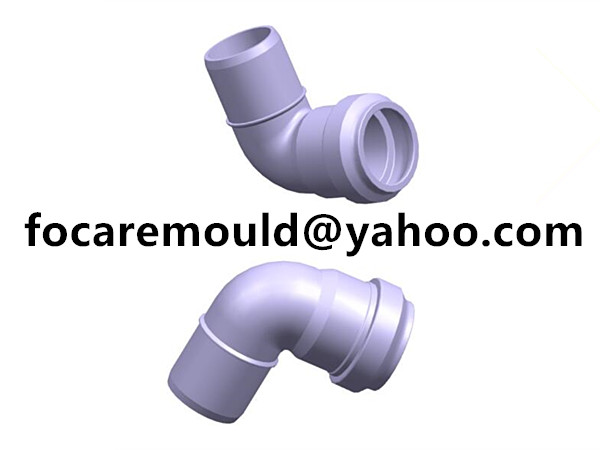 PP elbows mold