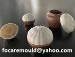 facial cream cap mold