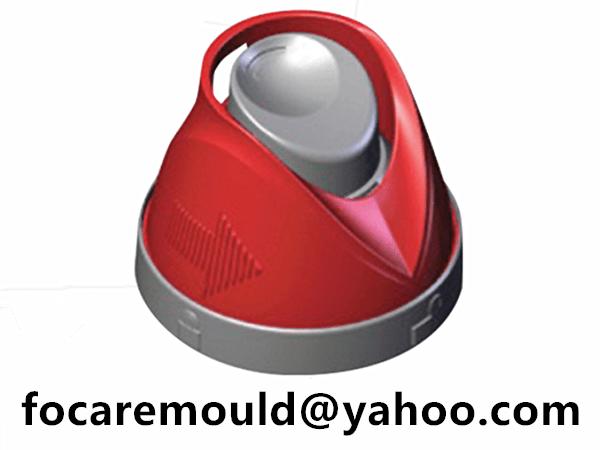 aerosol cap mold