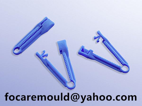 umbilical clamp mold