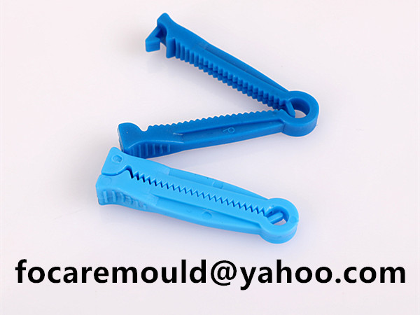 umbilical cord clamp mold