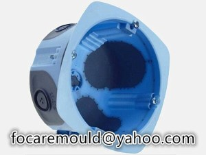 multi shot adaptable enclosure mold