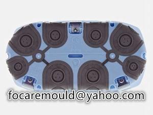 multi shot cable box mold