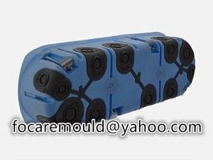 multi shot cable distributor mold