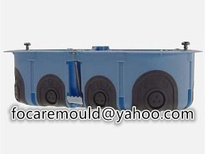 multi shot cable enclosure mold