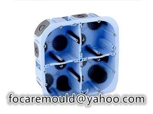 multi shot faster fix box mold