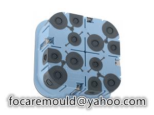 multi shot junction box mold