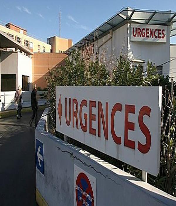 CHU montpellier Urgences 600x700