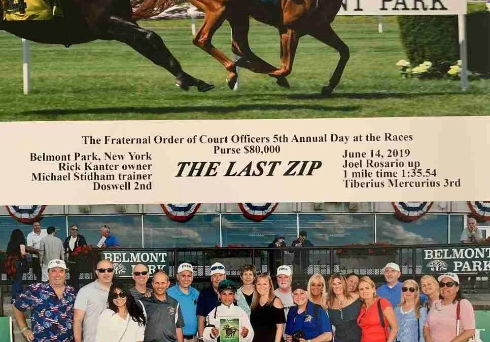 F.O.C.O. BELMONT DAY AT THE RACES