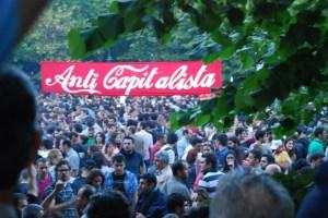 Protestas en Taksim