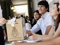 """El """"voto joven"""" en las elecciones legislativas de 2013"""