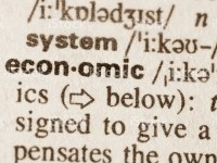 Definition of word economic in dictionary