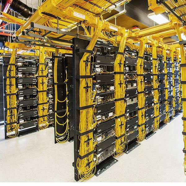 Data Center High Density Fiber Cabling
