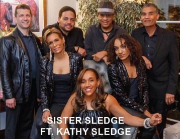 Jazz 2018 Sister Sledge Ft Kathy Sledge