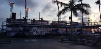 Start Caribbean Sea Jazz Festival Aruba 2018 Ocean View Deck JAF