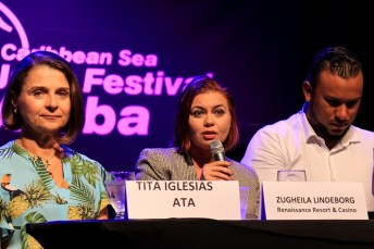 Start Caribbean Sea Jazz Festival Aruba 2018_1119