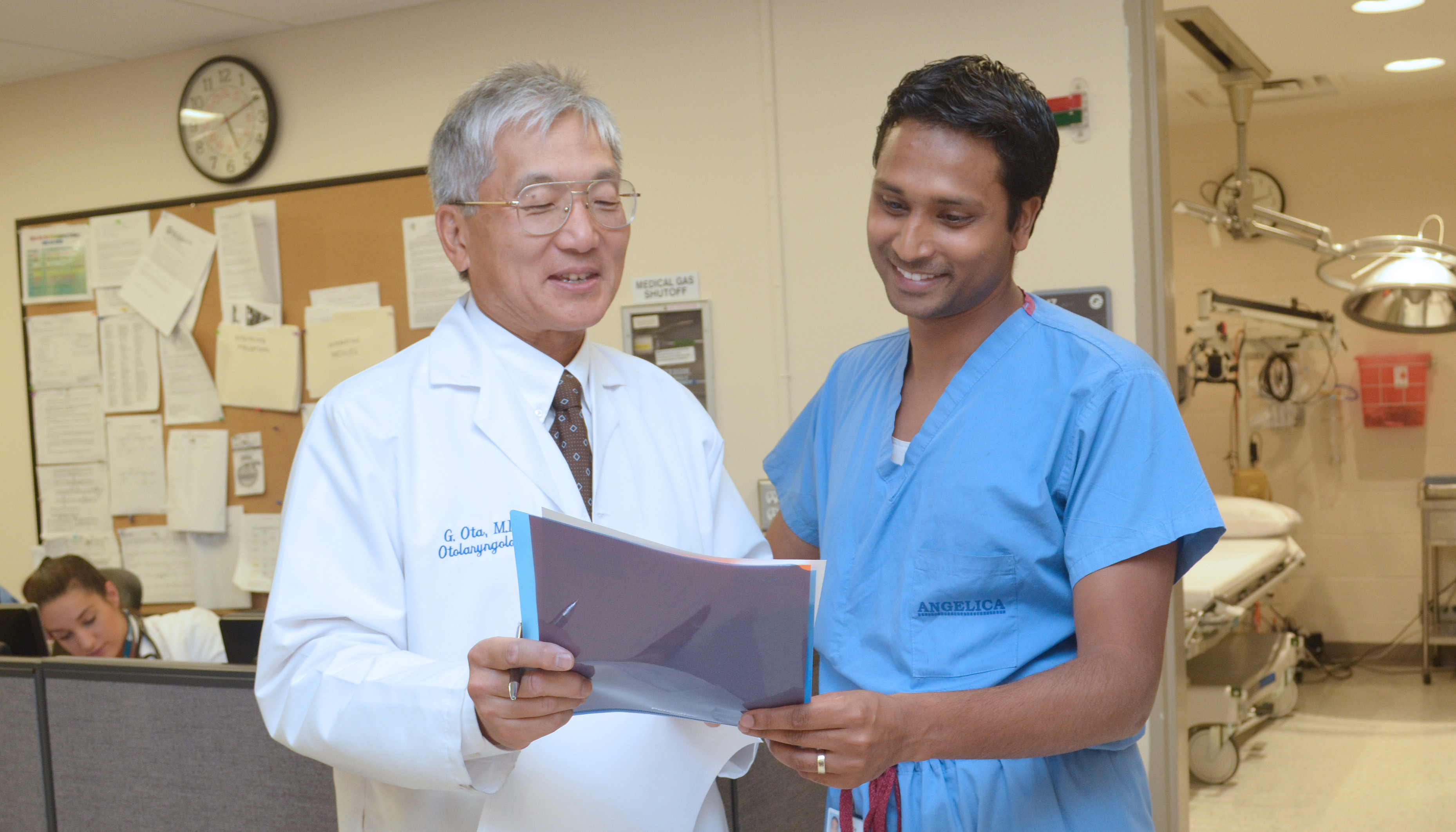 10 Questions with an Otolaryngology Resident - FOCUS - A health blog