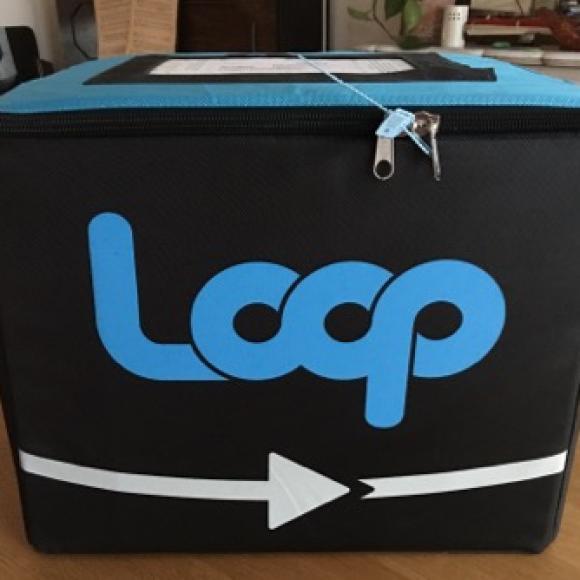 La boîte de consigne Loop