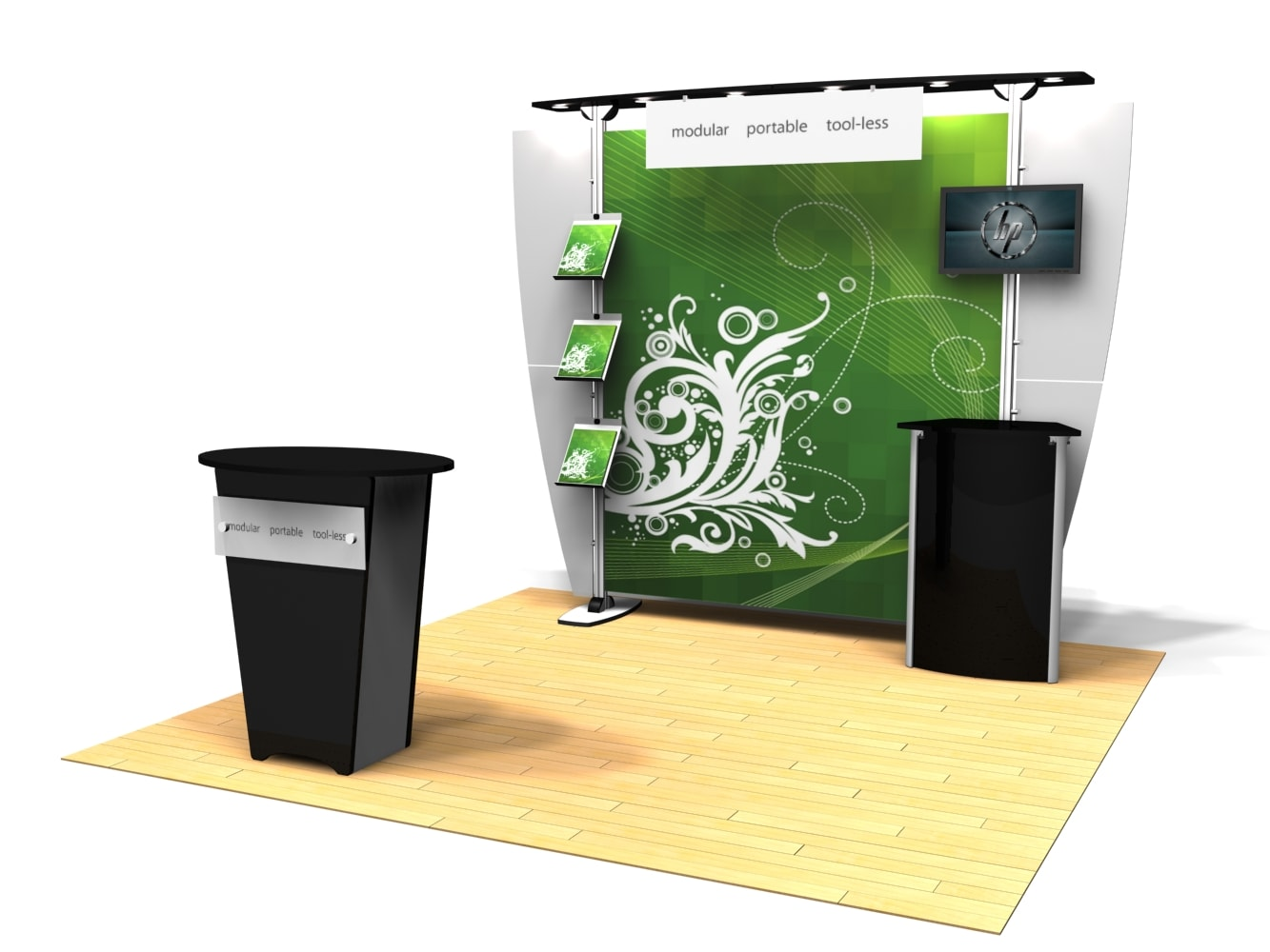 Portable Trade Show Displays In San Diego