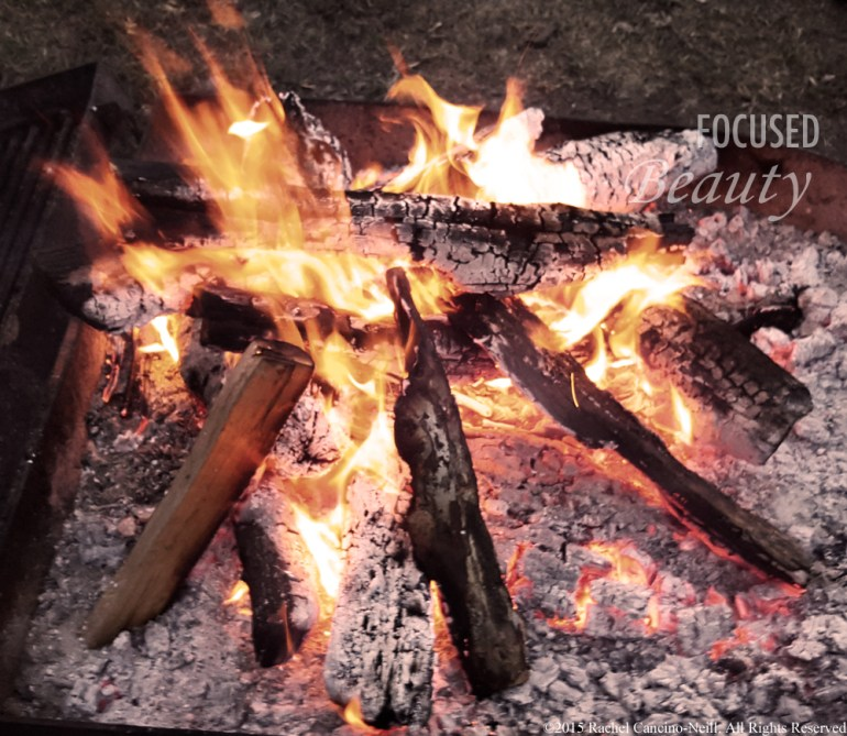 """""""I Build Fire"""" by Rachel Cancino-Neill taken at Roaring River State Park: 2015"""