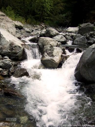 """Rushing Waters"" by Rachel Cancino-Neil taken near the Caucus Mountains in Georgia"