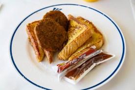 Amtrak California Zephyr Food