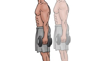 How To Perform Standing Dumbbell One Leg Calf Raise Focused On Fit