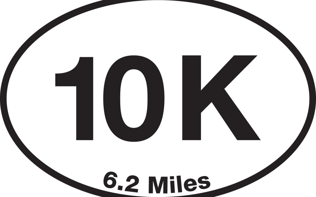 The Bangor 10K, hunting that personal best