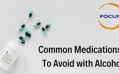 Common Medications To Avoid with Alcohol