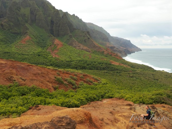 Na Pali Coast Kauai Hiking Trail