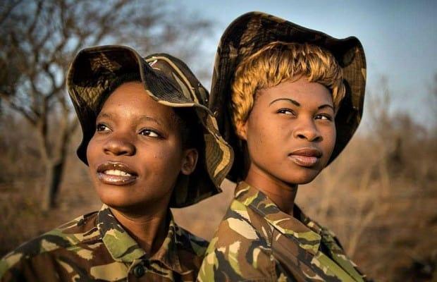 Black Mambas: All Female Anti-Poaching Unit win incredible international accolades!