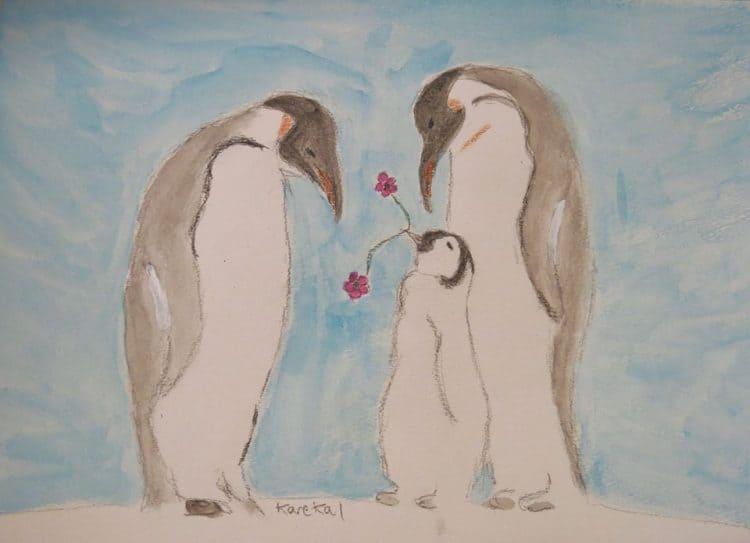 Penguin Awareness Day-Waddles Wednesday