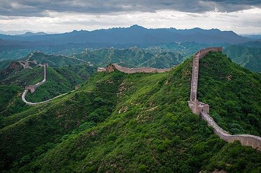 La gran Muralla, wiki