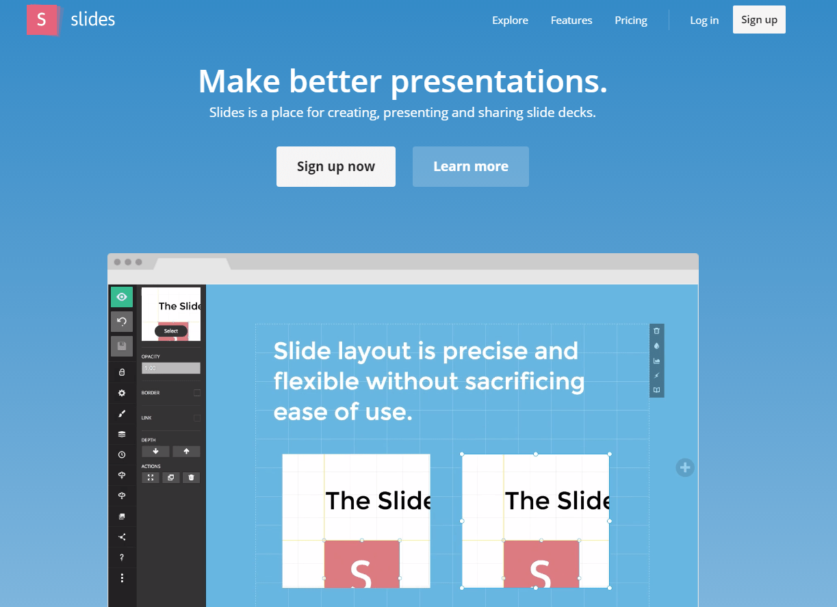 6 best slide making