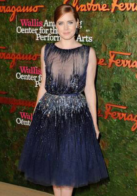 Amy Adams en Elie Saab