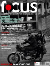 Focus Magazine fototijdschrift 3 2017 Cover