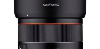 Samyang 85 mm
