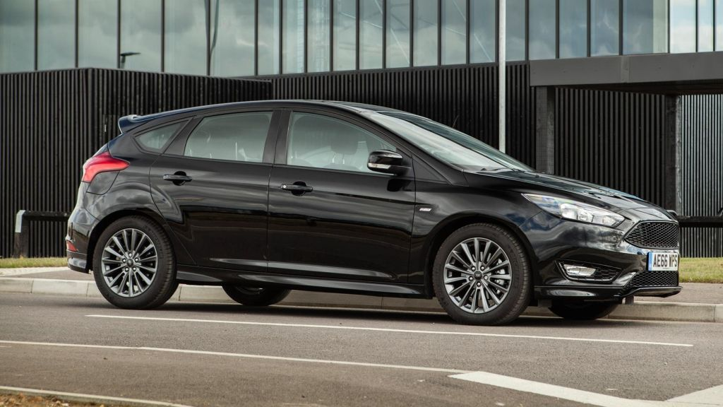 2016 Ford Focus Stline 15 Ecoboost 148bhp Review Www
