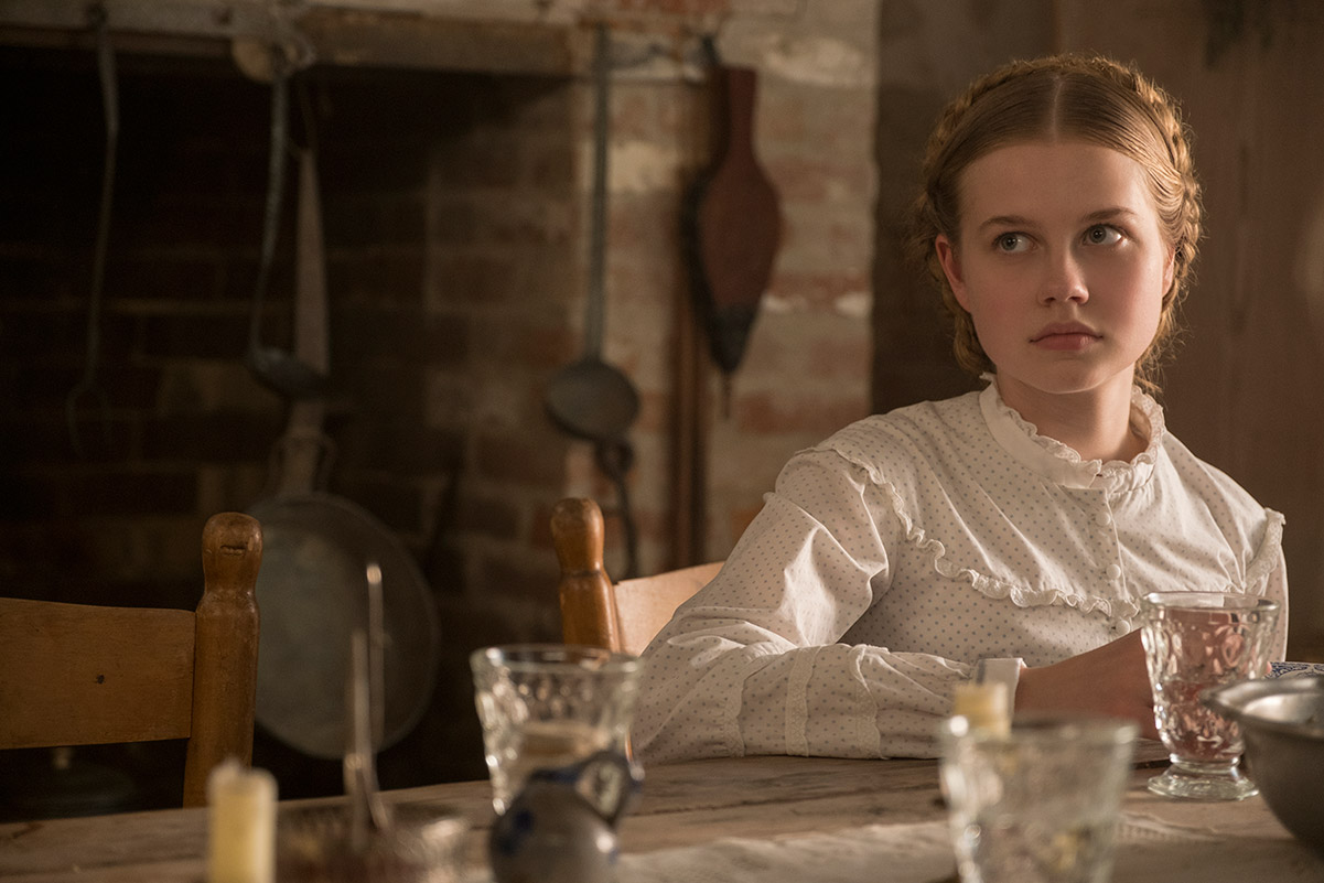 Image result for Angourie Rice The Beguiled (2017)
