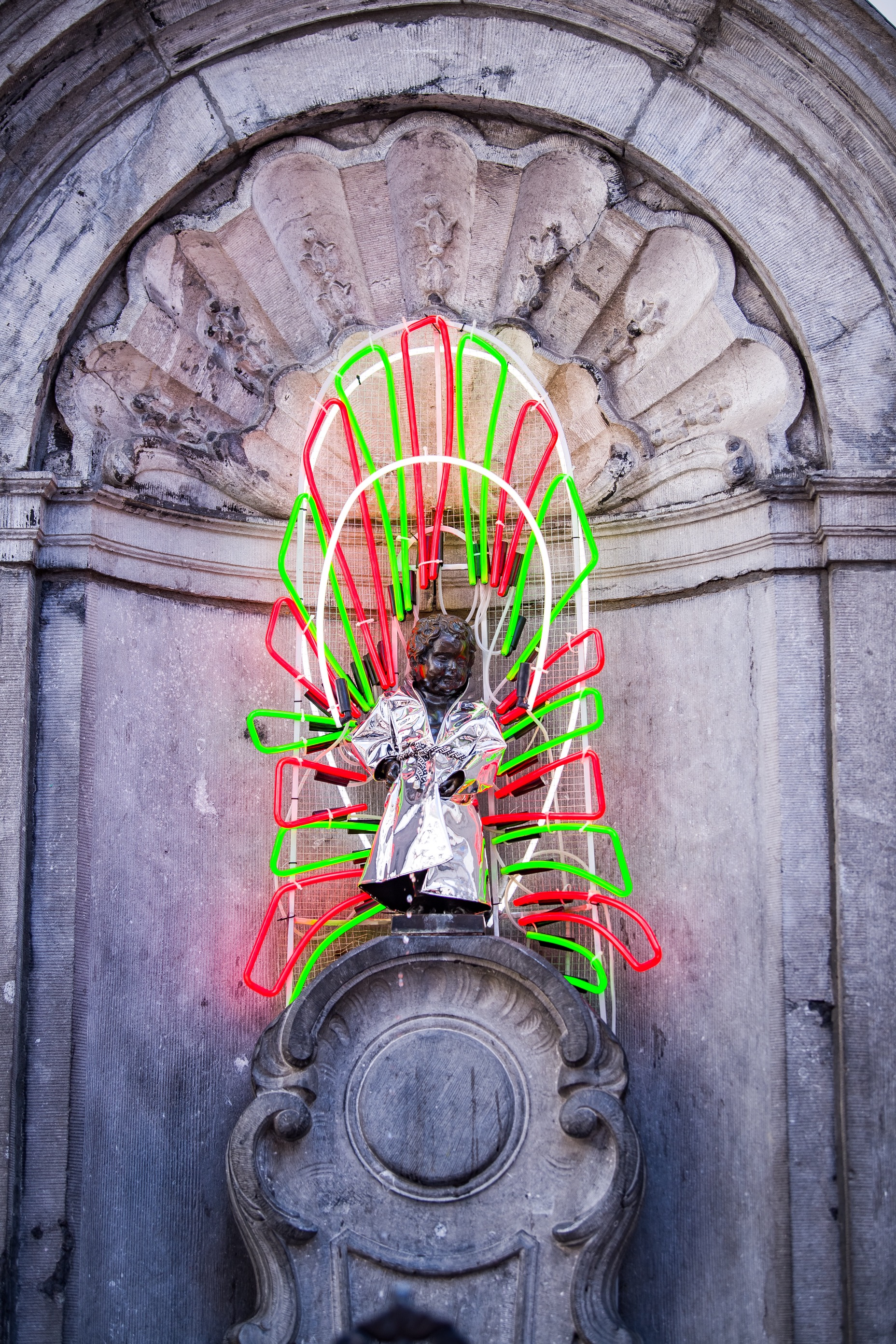 Did You Know That Manneken Pis Received His 1 000th
