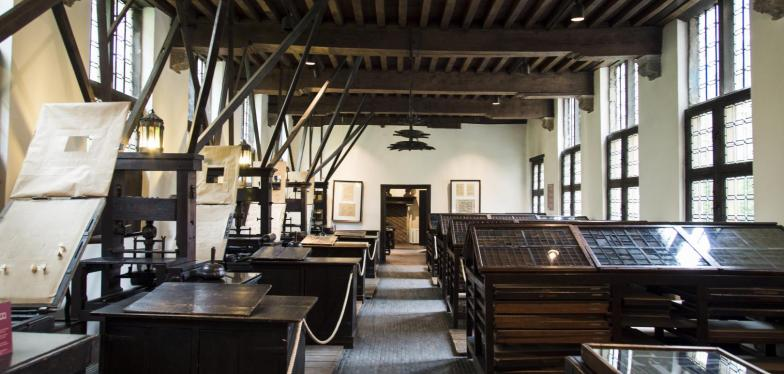 Heropening vernieuwde Museum PlantinMoretus  Focus on