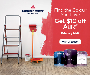 Aura TEN Dollars Off per Gallon