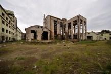 L'edificio dei forni