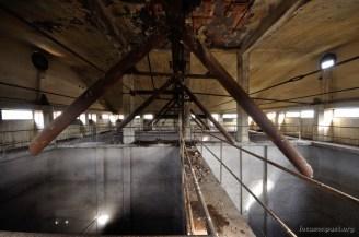 I giganteschi silos di fermentazione