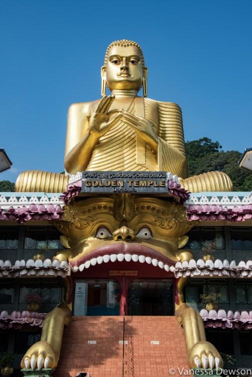 World's Largest Buddha (100ft)