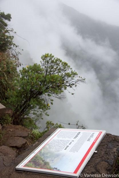World's End, Horton Plains, Sri Lanka