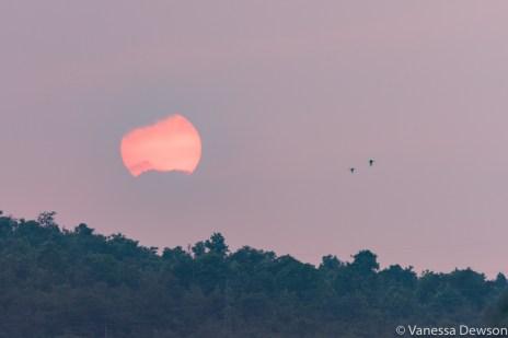 Sunset in Sorawwa