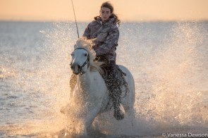 Manon of the Camargue. Photo by: Vanessa Dewson